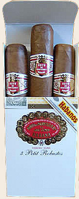 Petit Robusto Pack Of 3