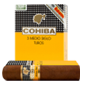 Cohiba Medio Siglo Tubos Pack Of 3