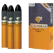 Cohiba Piramides Extra Tubos Pack of 3